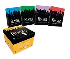 Frasier Complete Collection Series 1+2+3+4+5+6+7+8+9+10+11 DVD New