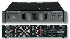 BEHRINGER EP4000 - POWER AMPLIFIER, STEREO, 4000W , PA, DISCO, MUSICAL EQUIPMENT