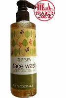 🔥Trader Joe's SPA Face Wash with Tea Tree Oil 8.5 oz🔥