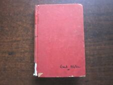 THE RED STORY BOOK by Enid Blyton Vintage 1957 Hardcover Book Illus Eileen Soper