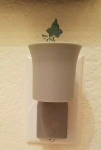 Bath & Body Works Wallflower -  Plug In Diffuser - GRAY - Cone Design