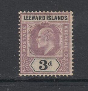 Leeward Islands, Scott 24 (SG 24), MHR