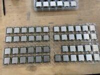 Lot of 12 Intel Xeon E5620 SLBV4