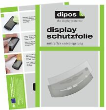 2x Jura Impressa J5 + J7 Tropfblech Screen Protector Protection Anti Glare dipos
