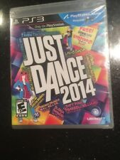 Just Dance 2014  Playstation 3  Brand New Factory Sealed PS3