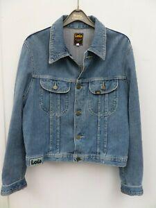 Vintage 1970's Blue Denim Jacket -Lois Torera Unisex -Men's S / Women's 10/12/14