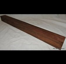Cocobolo Wood 1.5x18 Woodworking Pool Cues Duck Calls Magic Wands Forend Tips