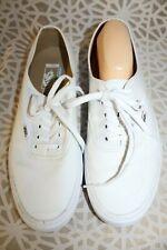 Men's VANS PRO Lace Up Tennis Shoes - 13 - White - NICE