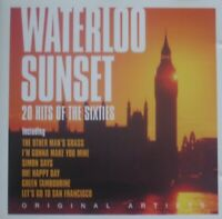 Waterloo Sunset  20 Hits Of The Sixties  Various Artists 20 Track CD Album