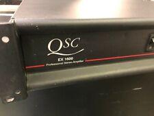 QSC EX 1600