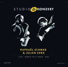 RAPHAEL SCHWAB & JULIEN SORO - Studio Konzert (180g) LP