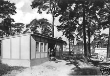 AK, Seebad Ahlbeck auf Usedom, FDGB-Urlauberdorf, Bungalows, 1968