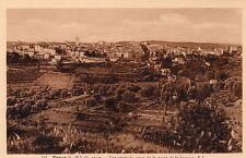 Vue Generale - Vence Postcard 1920s / France