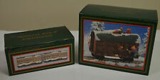North Pole Express Resin Christmas Train Lot ( 80709  - 80711 )