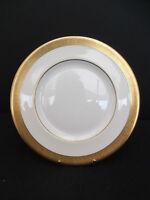 """Minton * Buckingham * 1 Single 8"""" Side Plate  * GOLD LEAF PRINT* NEW & UNUSED *"""