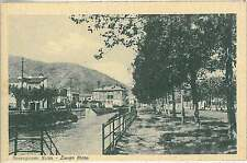 CARTOLINA d'Epoca NOVARA provincia : Romagnano Sesia