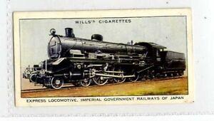 (Jr437-100)Wills,Railway Engines,Express Locomotive,1936#40