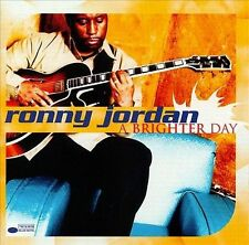 RONNY JORDAN - A Brighter Day, Blue Note, Mos Def, NEW