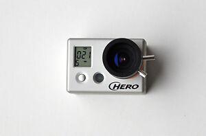 GOPRO HD HERO2 1080P MOD SLR HELMET CAMERA DAY 2.8-12MM LENS INSTALLED VARIABLE