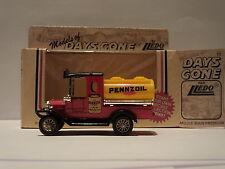 Lledo DG8 004A 1920 Modelo 'T' Ford petrolero-Pennzoil-MIB