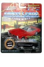 J.L.~MUSCLE CARS USA~1969 Mercury Cougar Eliminator Series 6