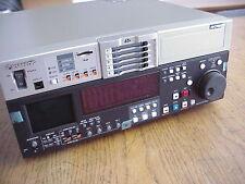 PANASONIC AJ-SPD850 DVCPRO P2 STUDIO RECORDER