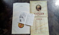 Cofanetto 4 LP Vivaldi - Tresors Della Musique/Condizioni
