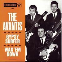 AVANTIS - 7-GYPSY SURFER    VINYL LP SINGLE NEU