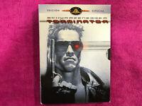 TERMINATOR EDICION ESPECIAL 2 DVD  ARNOLD SCHWARZENEGGER INGLES ESPAÑOL ALEMAN
