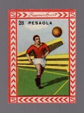 B.E.A. BEA ALBO PREMIO GOOL SPORT 1949 1950 49 50 FIGURINA N. 28 PESAOLA