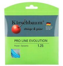 Kirschbaum Pro line Evolution 1.25mm Tennis String 17 Gauge Blue