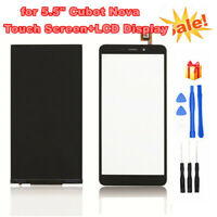 "For 5.5"" Cubot Nova Touch Screen Digitizer LCD Display Assembly Replacement Tool"