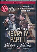 Shakespeare Henry IV Part IV DVD NEW Globe On Screen