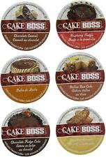 30-count Cake Boss Flavored Coffee Single Serve Cups For Keurig K cup brewer