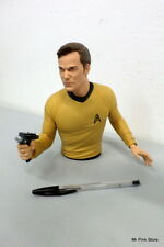 Salvadanaio Coin Money Bank STAR TREK KIRK Bust Diamon Select Toys New Nuovo