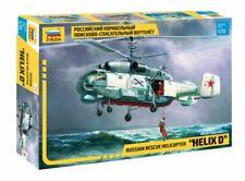 Zvezda 1/72 Kamov Ka-27PS Rescue Helicopter # 7247