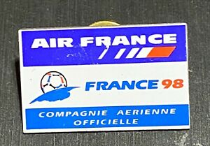 FRANCE 1998 WORLD CUP SOCCER - AIR FRANCE SPONSOR PIN