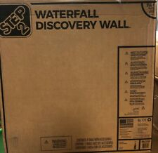 New Step2 Waterfall Discovery Wall Playset Basic Pack