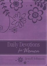 Daily Devotions for Women: Inspiration from the Li