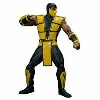 Mortal Kombat 3 Scorpion 1:12 Scale Action Figure by Storm Collectibles