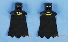 Imaginext Fisher Price Batman Dark Night Mask Suit Cape Cowl Figure Toy K1180x2