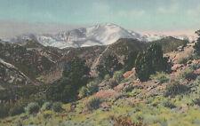 Pikes Peak ALT 14,109 Colorado    # D25