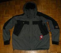 "Mountain Hardwear ""XL"" Grey Mens Jacket Hooded Conduit Jacke Camping Hikking"