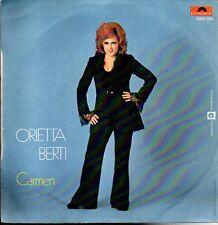 45 giri-Stasera ti dico di no-Carmen (Orietta Berti) SC2 -