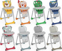 Chicco Polly 2 Start High Chair 0+ Months NEW  2017
