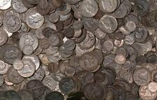 1/4 POUND LB (4 OZ) 90% & 35%(War Nickels) SILVER COINS PREPPERS LOT BULLION#%20