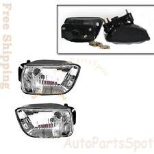 New Isuzu Ascender Clear Bumper Fog LightsFits 02-09 Chevy Trailblazer 03-08
