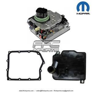 62TE Transmission MOPAR Solenoid Block Filter KIT 2006-UP (6 SPEED) for Chrysler