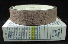 "NEW Diamond Pacific 6"" NOVA Lapidary Wheel for GENIE U-Pick Grit ~ The RockPile"