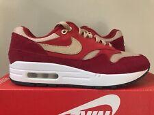 8d013e8221 Nike Air Max 1 Premium Retro ATMOS Red Mushroom 908366-600 Size 7 100%